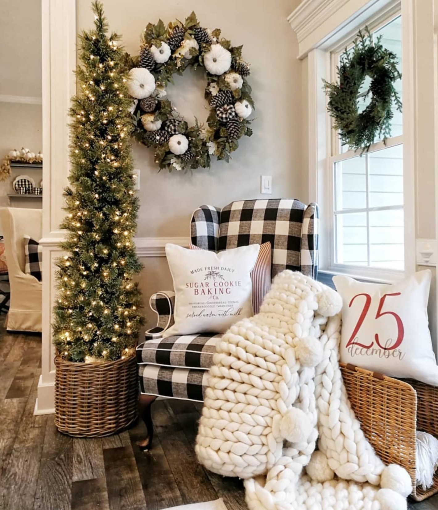 Our 11 Best Black And White Holiday Decor Ideas Simply Made Local